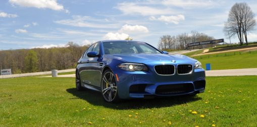 Car-Revs-Daily Track Tests 2014 BMW M5 4