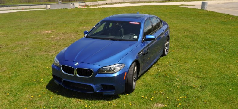 Car-Revs-Daily Track Tests 2014 BMW M5 46