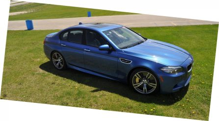 Car-Revs-Daily Track Tests 2014 BMW M5 58