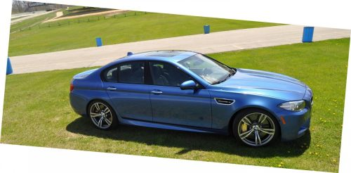 Car-Revs-Daily Track Tests 2014 BMW M5 59