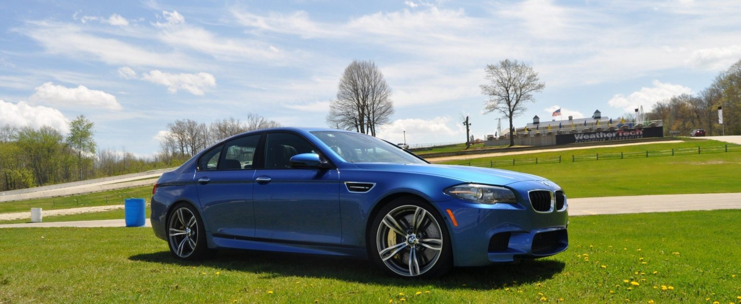 Car-Revs-Daily Track Tests 2014 BMW M5 7