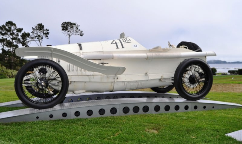 Car-Revs-Daily.com 1914 Mercedes-Benz French Grand Prix Cars 13