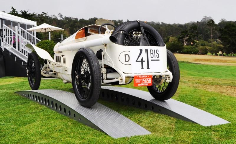 Car-Revs-Daily.com 1914 Mercedes-Benz French Grand Prix Cars 15