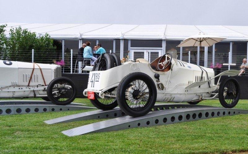 Car-Revs-Daily.com 1914 Mercedes-Benz French Grand Prix Cars 22
