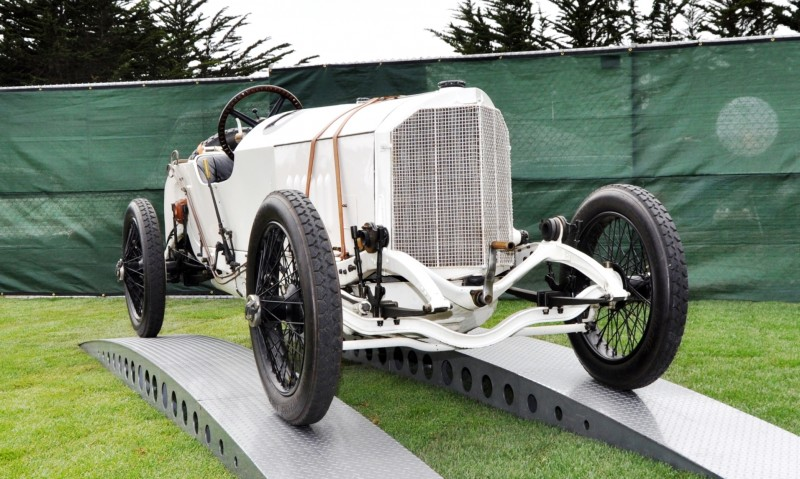 Car-Revs-Daily.com 1914 Mercedes-Benz French Grand Prix Cars 32