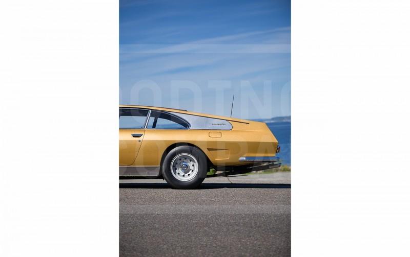 Car-Revs-Daily.com 1966 Ferrari 330GT Speciale Is Trippy 1960s One-Off Ferrari Musclecar 11