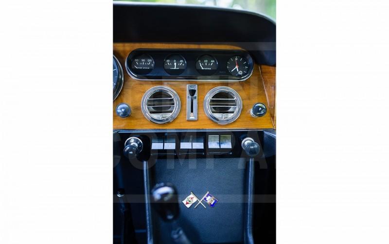 Car-Revs-Daily.com 1966 Ferrari 330GT Speciale Is Trippy 1960s One-Off Ferrari Musclecar 9