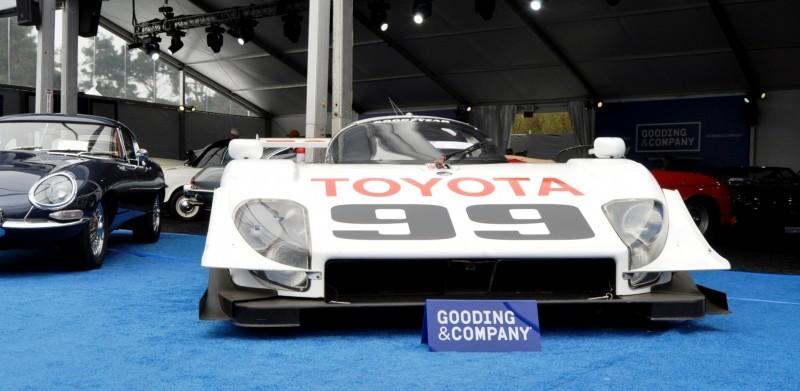 Car-Revs-Daily.com 1992 AAR Toyota Eagle Mk III GTP Brings $1M At Gooding Pebble Beach 2014 10