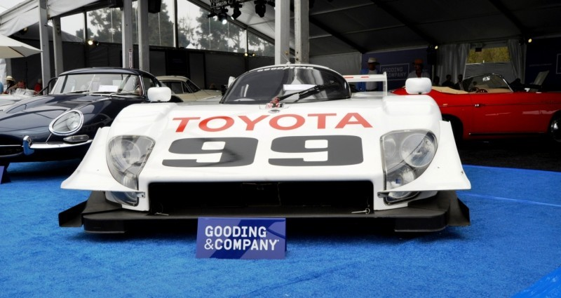 Car-Revs-Daily.com 1992 AAR Toyota Eagle Mk III GTP Brings $1M At Gooding Pebble Beach 2014 15