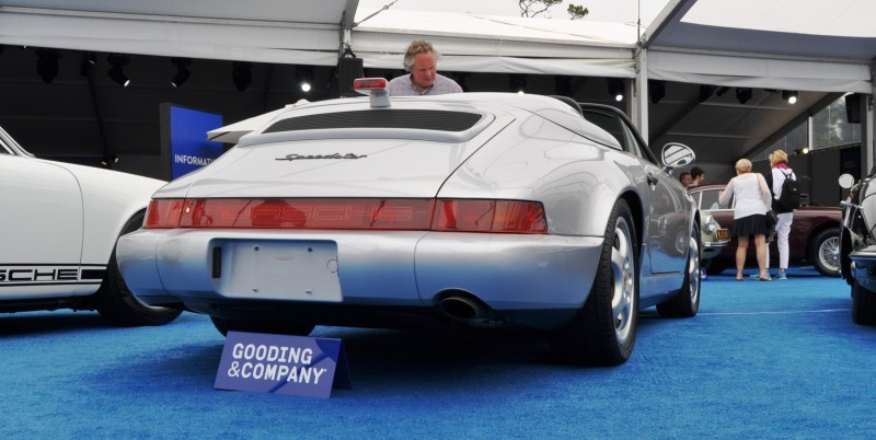 Car-Revs-Daily.com 1994 Porsche 911 Speedster 38