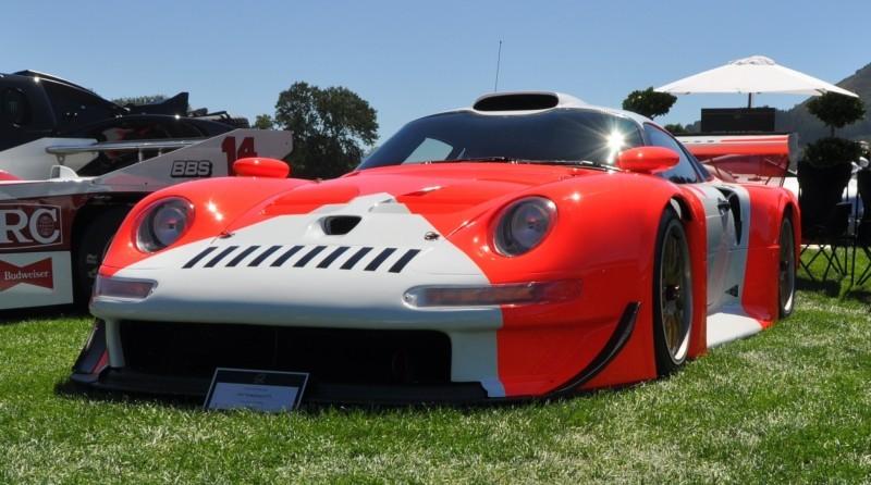 Car-Revs-Daily.com 1997 PORSCHE 911 GT1 10