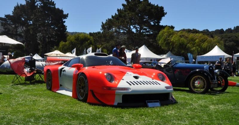 Car-Revs-Daily.com 1997 PORSCHE 911 GT1 18