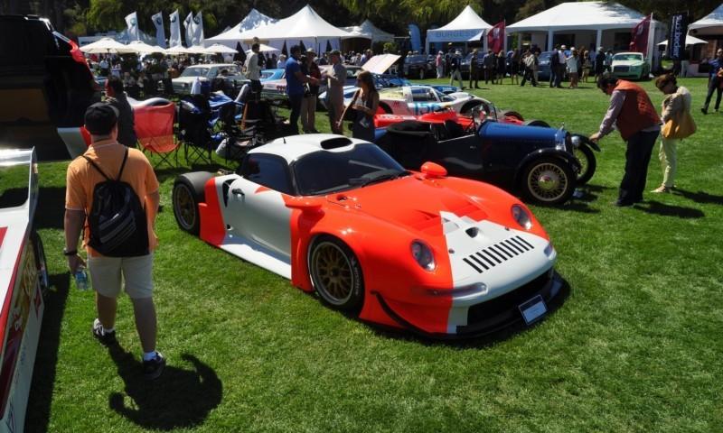 Car-Revs-Daily.com 1997 PORSCHE 911 GT1 33