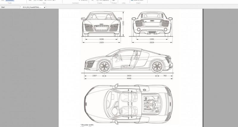 Car-Revs-Daily.com 2014 AUDI R8 V10 Plus in Sepang Matte Metallic Blue 114