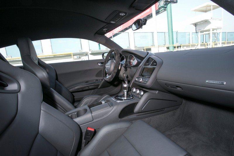 Car-Revs-Daily.com 2014 AUDI R8 V10 Plus in Sepang Matte Metallic Blue 29