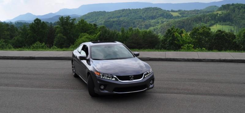 Car-Revs-Daily.com 2014 Accord Coupe EX-L V6 Navi at Blue Ridge Parkway 191