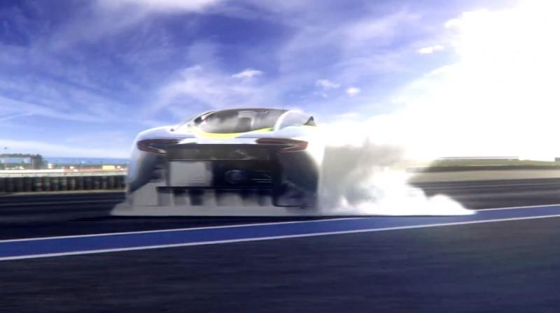 Car-Revs-Daily.com 2014 Aston Martin DP-100 Vision Gran Turismo Is Mid-Engine Hypercar 34