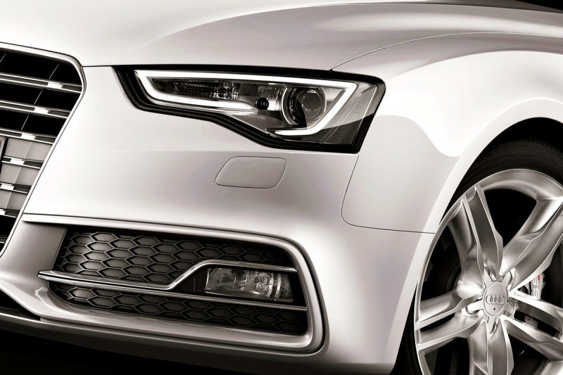 Audi S5/Detail