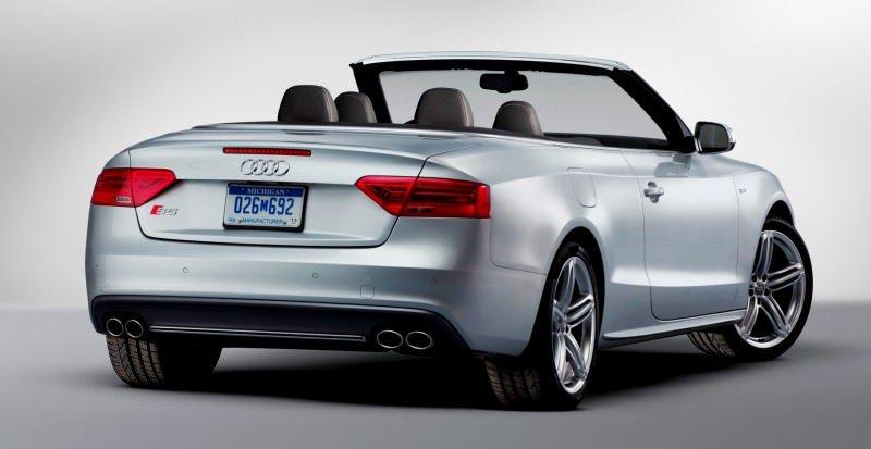 Car-Revs-Daily.com 2014 Audi A5, S5 and RS5 Cabriolet Buyers Guide 34