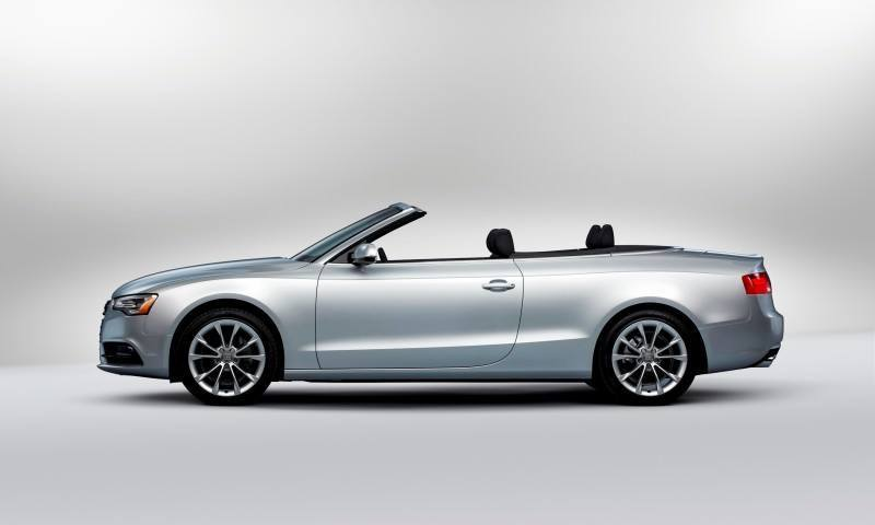 Car-Revs-Daily.com 2014 Audi A5, S5 and RS5 Cabriolet Buyers Guide 5