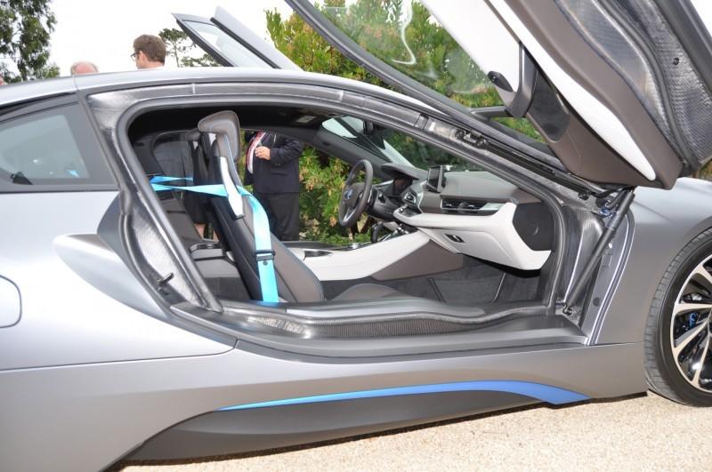 Car-Revs-Daily.com 2014 BMW i8 Pebble Beach Concours d'Elegance Edition 19