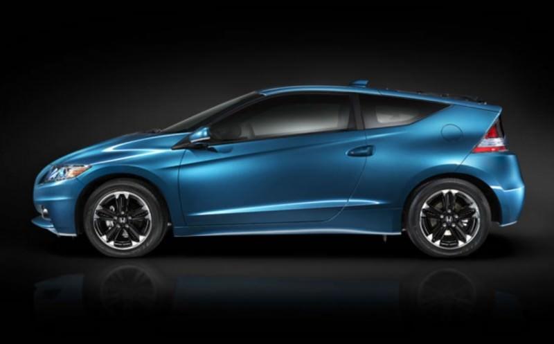 Car-Revs-Daily.com 2014 Honda CR-Z 12