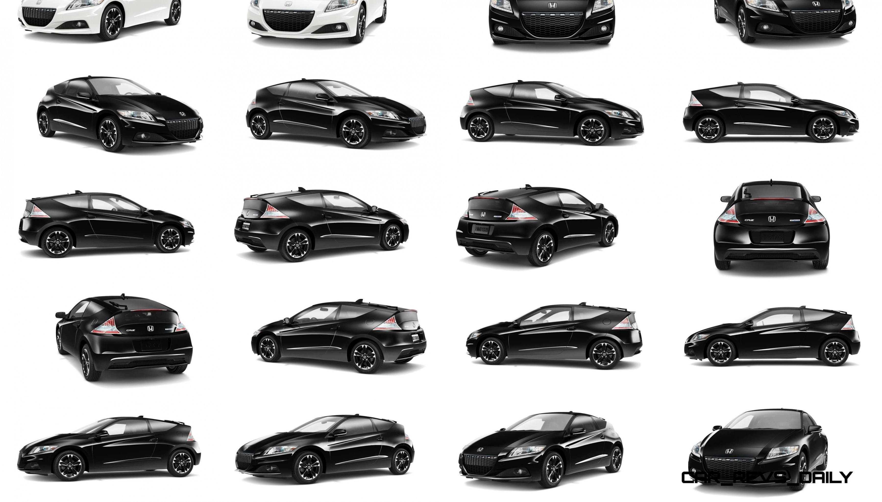2014 Honda CR-Z Buyers Guide: Colors, Prices, Specs and