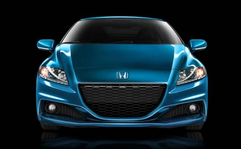 Car-Revs-Daily.com 2014 Honda CR-Z 14