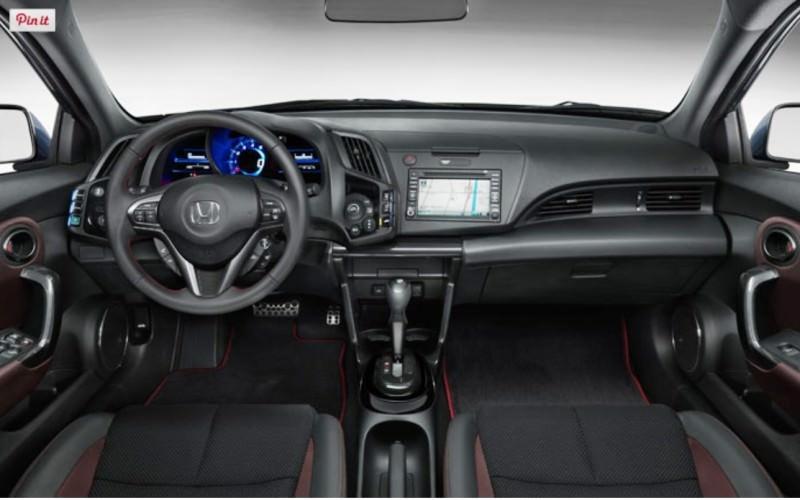 Car-Revs-Daily.com 2014 Honda CR-Z 22