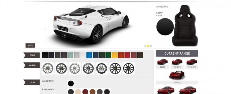 Car-Revs-Daily.com 2014 LOTUS Evora and Evora S - USA Buyers Guide - Specs, Colors and Options 39