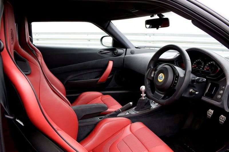 Car-Revs-Daily.com 2014 LOTUS Evora and Evora S - USA Buyers Guide - Specs, Colors and Options 55