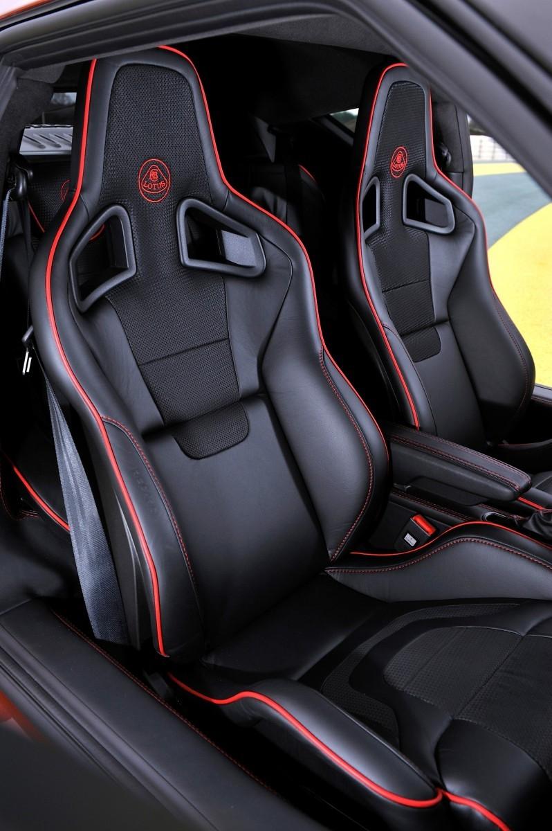 Car-Revs-Daily.com 2014 LOTUS Evora and Evora S - USA Buyers Guide - Specs, Colors and Options 6