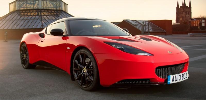 Car-Revs-Daily.com 2014 LOTUS Evora and Evora S - USA Buyers Guide - Specs, Colors and Options 89