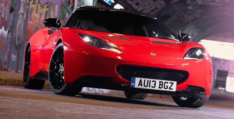 Car-Revs-Daily.com 2014 LOTUS Evora and Evora S - USA Buyers Guide - Specs, Colors and Options 95