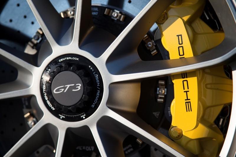Car-Revs-Daily.com 2014 Porsche 911 GT3 is Race-Ready Street Car 13