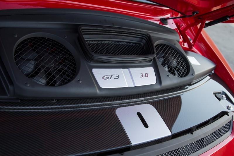 Car-Revs-Daily.com 2014 Porsche 911 GT3 is Race-Ready Street Car 19