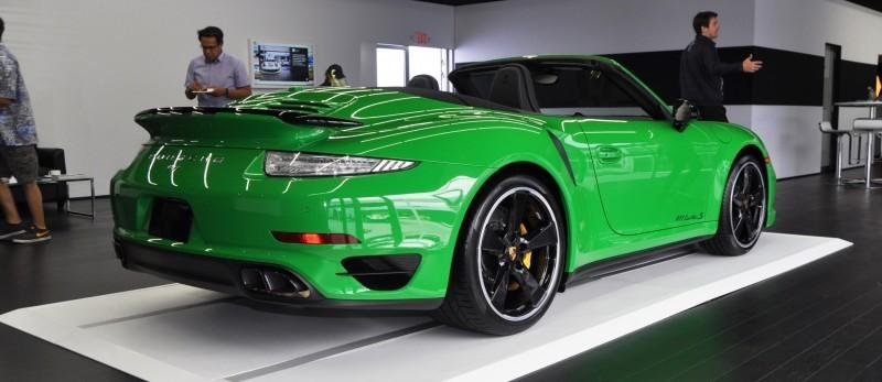 Car-Revs-Daily.com 2015 911 Turbo and Turbo S Cabrio 19