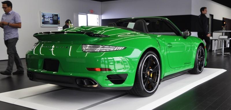Car-Revs-Daily.com 2015 911 Turbo and Turbo S Cabrio 20