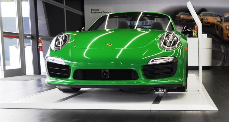 Car-Revs-Daily.com 2015 911 Turbo and Turbo S Cabrio 27