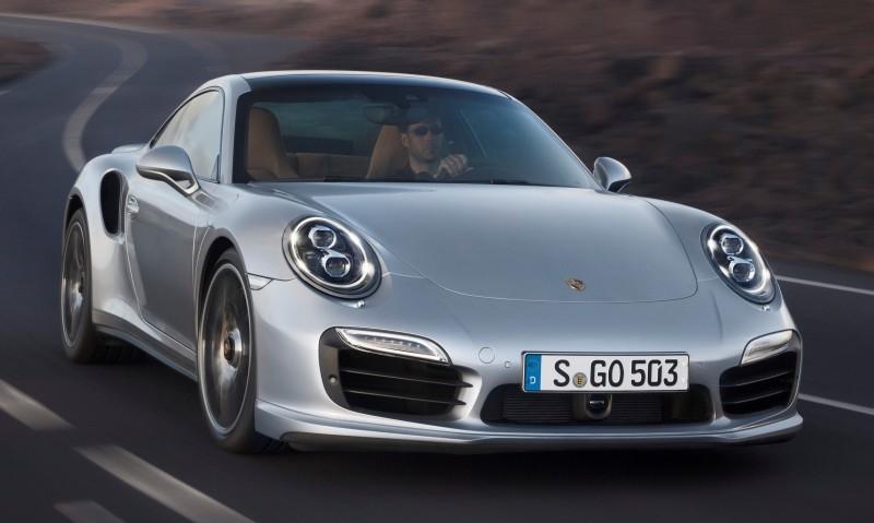 Car-Revs-Daily.com 2015 911 Turbo and Turbo S Cabrio 38