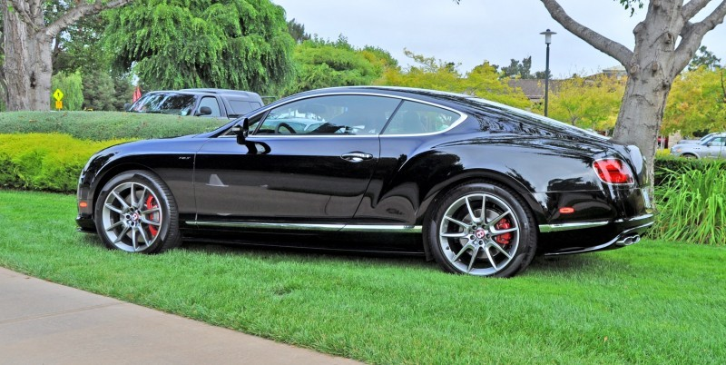 Car-Revs-Daily.com 2015 Bentley Continental GT V8S Is Stunning in Black Crystal Paintwork 27