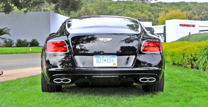 Car-Revs-Daily.com 2015 Bentley Continental GT V8S Is Stunning in Black Crystal Paintwork 39
