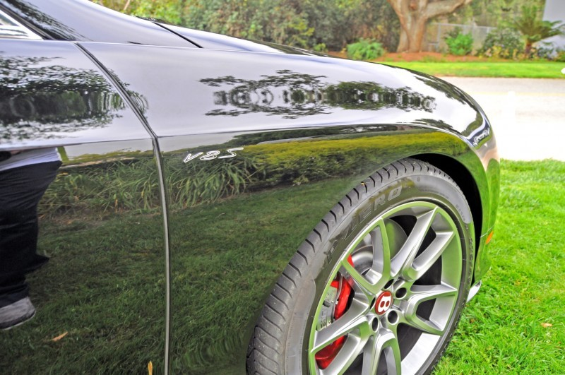 Car-Revs-Daily.com 2015 Bentley Continental GT V8S Is Stunning in Black Crystal Paintwork 42