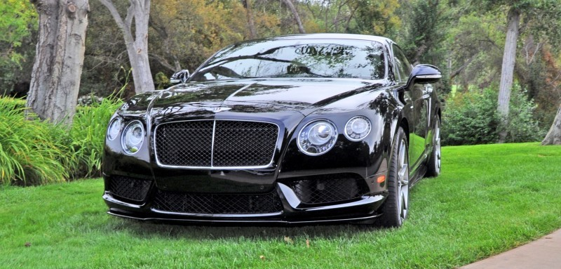 Car-Revs-Daily.com 2015 Bentley Continental GT V8S Is Stunning in Black Crystal Paintwork 9