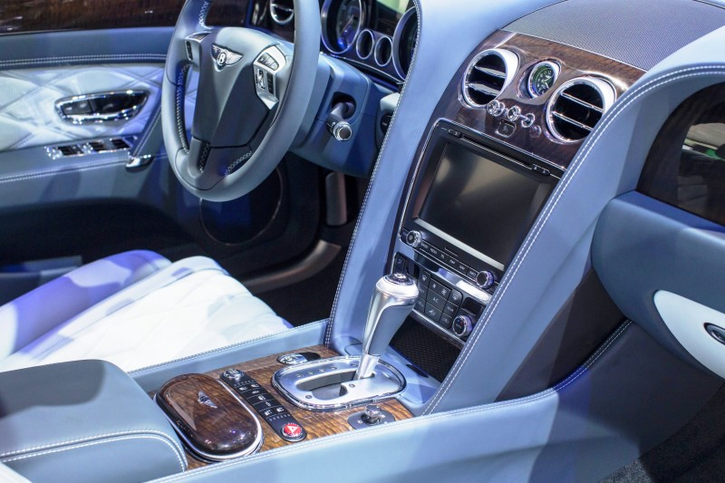 Car-Revs-Daily.com 2015 Bentley Flying Spur V8 Debuts in Moscow 22