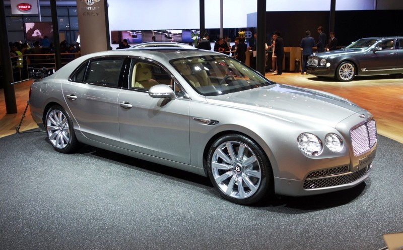 Car-Revs-Daily.com 2015 Bentley Flying Spur V8 Debuts in Moscow 26