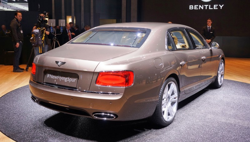 Car-Revs-Daily.com 2015 Bentley Flying Spur V8 Debuts in Moscow 3