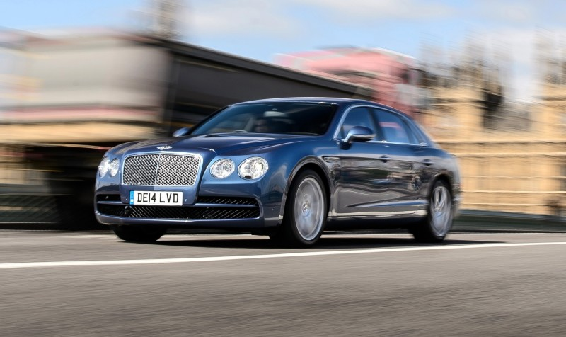Car-Revs-Daily.com 2015 Bentley Flying Spur V8 Debuts in Moscow 38