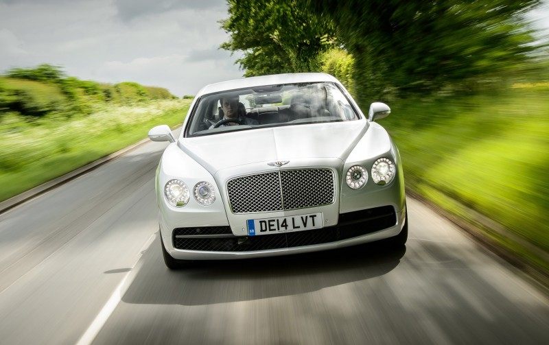 Car-Revs-Daily.com 2015 Bentley Flying Spur V8 Debuts in Moscow 40