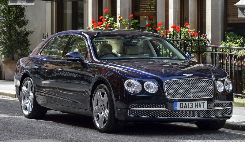 Car-Revs-Daily.com 2015 Bentley Flying Spur V8 Debuts in Moscow 41